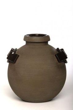 Vase en faience | Luc Lanel et Marjolaine Lanel - Présenté à l'Exposition internationale des arts et techniques dans la vie moderne à Paris en 1937