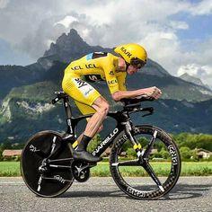 Chris Froome wins ITT stage 18 Tour de France 2016