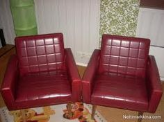 Grandparents chairs in the Great Memories, Childhood Memories, 50s Furniture, Floor Chair, Finland, Love Seat, Retro Vintage, Old Things, God