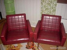 Grandparents chairs in the 50s Furniture, Great Memories, Furnitures, Floor Chair, Finland, Childhood Memories, Love Seat, Retro Vintage, Armchair