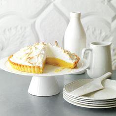 Lemon Meringue Pie #DelishCookingSchool #dessert