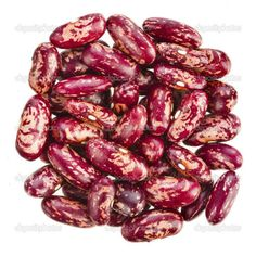 Dominican Red Speckled Kidney Beans (1/4 lb Seeds) - Habichuelas Guisadas
