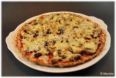 Yes, I Du-kan!: Pizza Dukan con base de carne