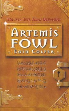 Artemis Fowl (Book 1) by Eoin Colfer (Book Level 5.0)