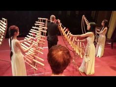 Mozart in bamboo instruments Facebook Video, Bamboo, Instruments, Videos, Youtube, Music Instruments, Youtubers, Musical Instruments, Youtube Movies