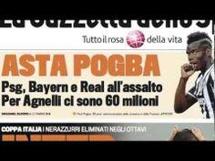 FOOTBALL -  Mercato: l'état de siège pour Paul Pogba - http://lefootball.fr/mercato-letat-de-siege-pour-paul-pogba/