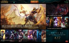 64 Best LOL ui images in 2017 | Champion, Diablo 3, Lol league of