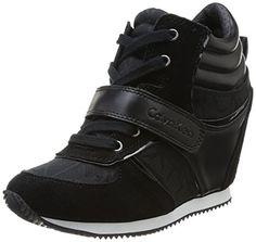 Calvin Klein Jeans Viridiana Damen Sneaker - http://on-line-kaufen.de/calvin-klein-jeans/calvin-klein-jeans-viridiana-damen-sneaker