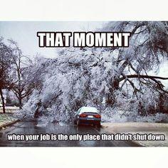 ice storm humor | Ice storm. | Funny Stuff