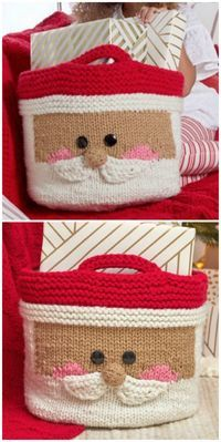 The cutest free Christmas knitting patterns you'll love - Knitting Crochet Loom Knitting, Free Knitting, Baby Knitting, Knitting Machine, Knitting Needles, Free Childrens Knitting Patterns, Crochet Patterns, Cowl Patterns, Knitted Christmas Decorations