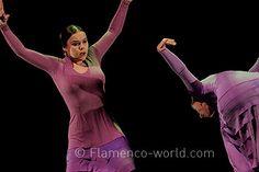 Rocío Molina and Belen Maya, 2008 Cajamadrid Flamenco Festival
