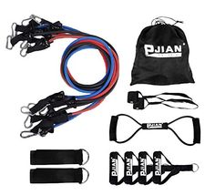 Fitness elastic rope Strength Training Kit 150 Pounds >>> Check this awesome product by going to the link at the image. Rope Training, Training Kit, Strength Training, No Equipment Workout, Fitness Equipment, Enjoy Fitness, 150 Pounds, Elastic Rope, Muscle Body