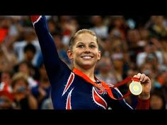 ▶ Shawn Johnson's Gold Medal Moment: 2008 Beijing Olympic Games - YouTube