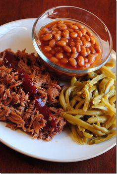 BBQ Pulled Pork (Crock Pot Recipe!)