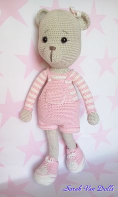 Handmade Dolls Cotton 100% Made with love from Spain