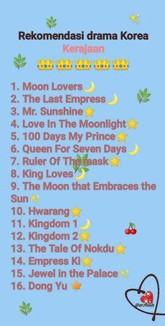Popular Korean Drama, Korean Drama List, Web Drama, Drama Film, Queen For Seven Days, Moon Lovers, Drama Korea, My Prince, Kdrama