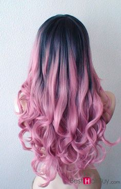 #ombre #pink ! shop at our store >>www.amazon.com/onedor