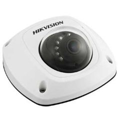 4MP Outdoor Network Mini Dome Camera with Night Vision and 2.8mm Lens (White) #Hikvision