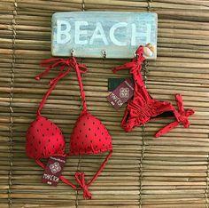 Buy Two Piece Bikini High Waisted Bathing Suits Retro Swimwear Bathing Suits One Piece, Bathing Suit Top, Womens High Waisted Bikini, Retro Swimwear, Cute Lingerie, Cute Crop Tops, Summer Bikinis, Two Piece Bikini, One Piece For Women