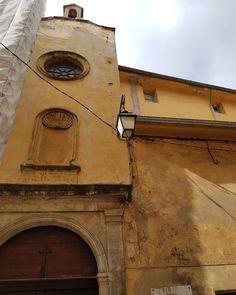 Aix Chapelle des pénitents Gris. Fondée en 1677. #chapelle #penitents #aixenprovence #histoire #patrimoine #culture #christianisme