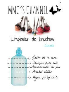 MMC´S CHANNEL: DIY LIMPIADOR DE BROCHAS