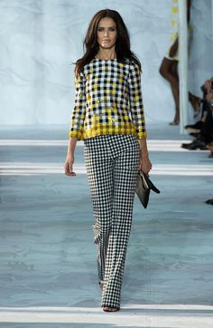 Gingham-Print-Clothing-As-A-Spring-Summer-2015-Fashion-Trend