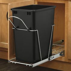 Rev-A-Shelf 8.75 Gallon Pullout Waste Container & Reviews | Wayfair