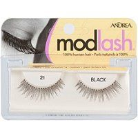 Andrea Modlash Strip Lash - 21 Black (Quantity of 5) >>> Continue to the product at the image link.