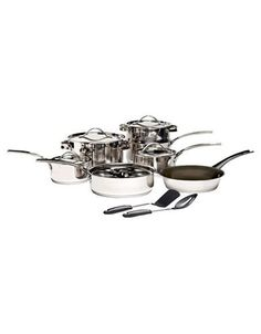 Gordon Ramsay By Royal Doulton 12 Piece Cookware Set with 2 Bonus Gadgets * You can find more details by visiting the image link.