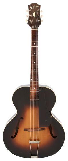 epiphone archtops | Epiphone Archtop | 1951 Zenith | Rainbow Guitars