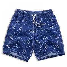 Fine Kwan.z Male Board Shorts Patchwork Beach Bathing Shorts Summer Compression Shorts Brand Men Clothing Maillot De Bain Homme Short Men's Clothing