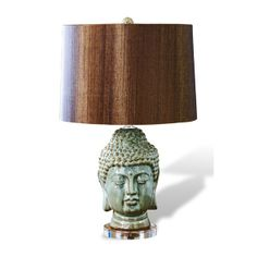 Interlude Acadia Buddha Lamp was $360 each, certainly did not pay that!!! Got them for a steal. A big steal. So cheap, perhaps it was mis-marked.