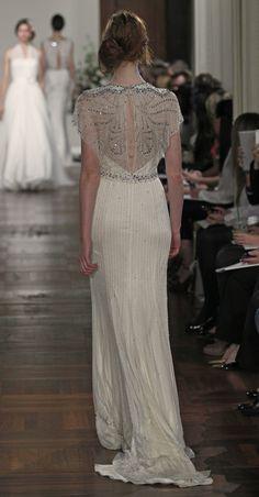 #JennyPackham #Wedding Dress - Nicole