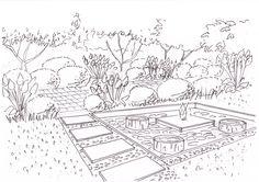design jardin sur Paris www.unpeu-beaucoup.com