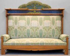 Art Nouveau - Salon - Iberto Issel - 1902