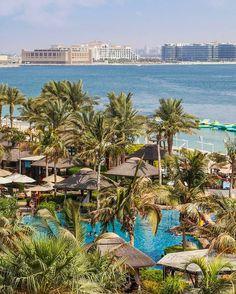 Sofitel Dubai The Palm Resort! Sofitel Hotel, Palm Resort, Wish You Are Here, Concrete Jungle, Hotels And Resorts, Luxury Lifestyle, Aesthetic Pictures, Gazebo, Dubai