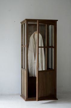 demode furniture. wooden wardrobe