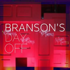 Branson's Day Off: The Virgin Hotels Grand Opening Party — Nomad Infinitum