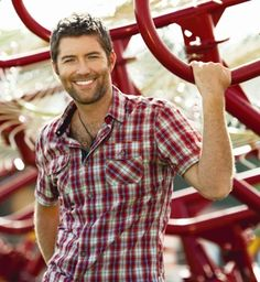 Give me a country boy any day...especially one with a voice like Josh Turner <3