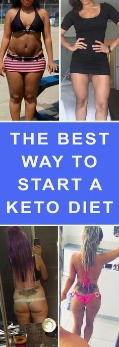 Keto or a low carb diet is the best way to lose weight fast and easy - have you tried?
