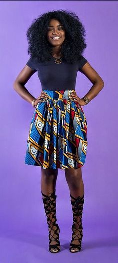 Each African skirt is perfect dressed up or down, and with just a few changes to your accessories, will take you instantly from a date at the park to an evening with the girls; to showcase the best of African fashion. Ankara | Dutch wax | Kente | Kitenge | Dashiki | African print bomber jacket | African fashion | Ankara bomber jacket | African prints | Nigerian style | Ghanaian fashion | Senegal fashion | Kenya fashion | Nigerian fashion | Ankara clothing (affiliate)
