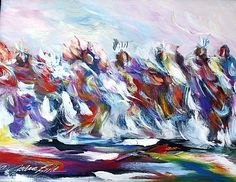 Dancing in the Wind by JoAnne Bird