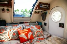 Mandy lives fulltime in a tiny teardrop trailer and loves it  Living in a shoebox
