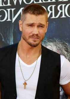 Chad Michael Murray Celebrity Short Hairstyles - Mens Haircuts 2014 : Mens Haircuts 2014