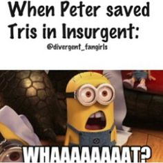 -------SPOILER ALERT-------My reaction exactly. ~Insurgent~