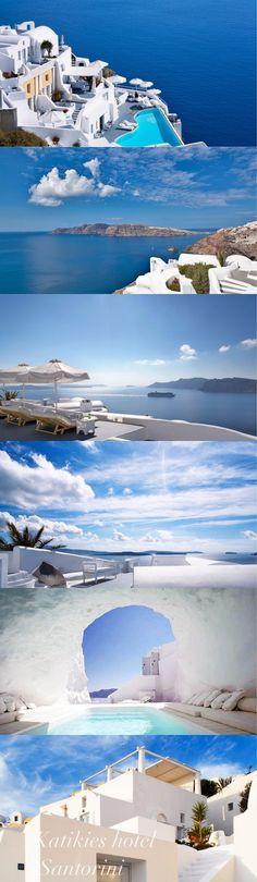 #Katikies_Hotel #Oia, #Santorini, #Greece http://en.directrooms.com/hotels/info/2-55-433-29698/