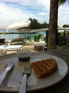 Morning at Sentosa, Singapore