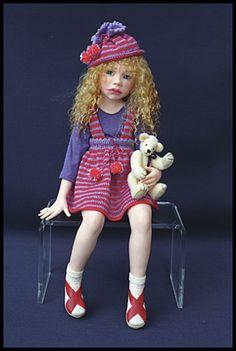 Gallery2001 Doll 5 Dale Zentner