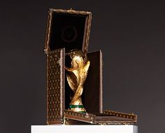 2014 FIFA World Cup Trophy Case by Louis Vuitton http://bocadolobo.com/blog/exclusive/2014-fifa-world-cup-trophy-case-by-louis-vuitton/ @bocadolobo