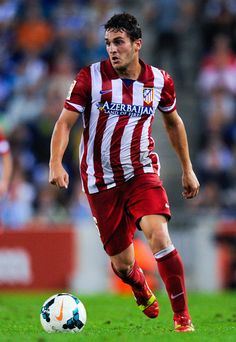 Chelsea look to sign Koke in Filipe Luis deal